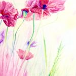 Senior Moments Class | Floral Watercolor