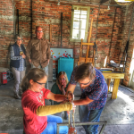 FAMILY: Glassblowing | Paperweight Intro Class: January 20th