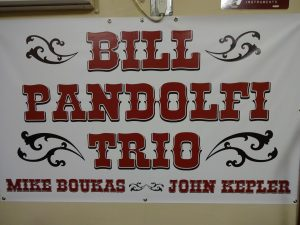 Bill Pandolfi, Sean Everett, & Friends