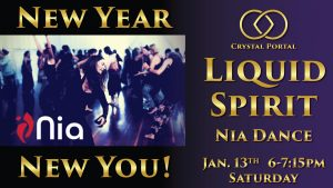 Liquid Spirit Nia Dance