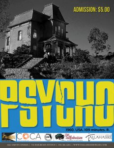 All Saints Cinema: Psycho