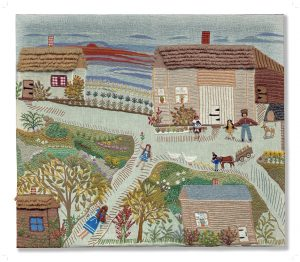 Reception for Fabric of Survival: Images of the Art of Esther Nisenthal Krinitz