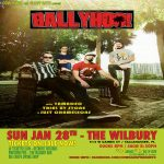 Ballyhoo w/ Yamadeo, Trial By Stone & Just Chameleons