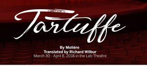 FSU School of Theatre Presents: Tartuffe