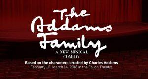 FSU School of Theatre Presents: The Addam's Family