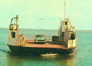 Nautical Nostalgia: History Program about Ferries ...