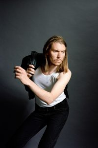 Alex Cameron at Club Downunder