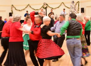 Square Dance Beginning Lessons