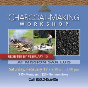 Charcoal-Making Workshop