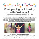 Championing Individuality with Costuming