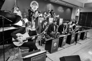 Dory's Jazz Club: Big Band Theory