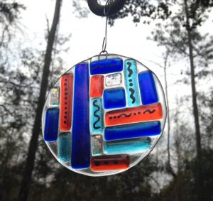 Fun with Fused Glass