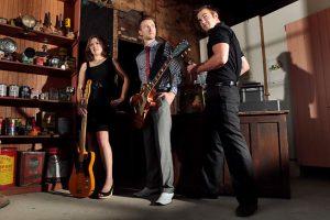 The JW Jones Band