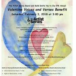 Valentine Verses & Voices Benefit