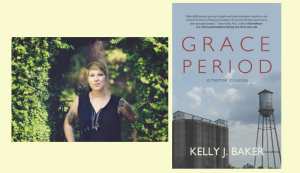 Author Event - Kelly Baker, Grace Period