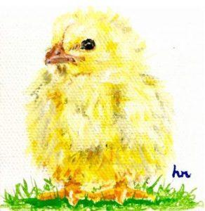 Senior Moments Class | Chicks in Acrylic