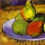 Whet Your Palette: Cezanne's Fruit Still Life