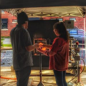 Special Workshops: Glassblowing Paperweights Intro