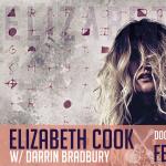 Elizabeth Cook W/ Darrin Bradbury