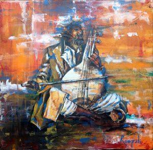 TCC Fine Arts Exhibit: Roopali Kambo
