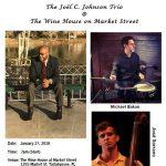 The Joël C Johnson Trio