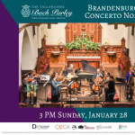 "Tallahassee Bach Parley presents ""Brandenburg Concerto No. 5"""