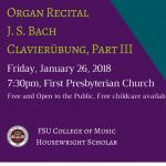 Organ Recital with Guest Artist William Porter