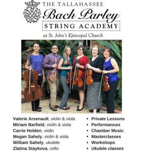 Violin, Viola, and Cello Lessons