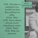 """Tallahassee Hispanic Theater presents """"Forever Yours, Julita"""""""