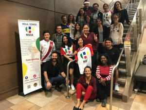 The Hispanic Graduate Student Association (HIGSA)