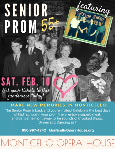 A Very Special Senior Prom at the Monticello Opera House