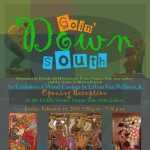 "Opening Reception for ""Goin' Down South: An Exhibition of Wood Carvings by LaVon Van Williams, Jr."""