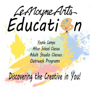 LeMoyne Arts Education Spring Break Camp