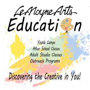 LeMoyne Arts Education Spring Break Camp