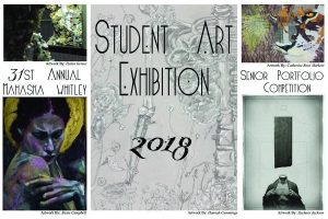 31st Annual Mahaska Whitley High School Show and Senior Portfolio Competition
