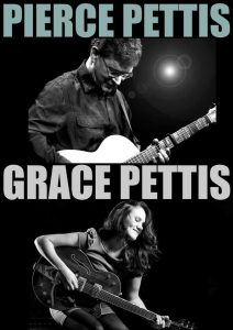 Pierce Pettis w/ Grace Pettis & Grant Peeples