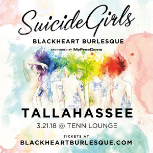 SuicideGirls Blackheart Burlesque with Shaken Not ...