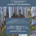 University Philharmonia Concert