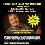 Laugh Out Loud for Missions