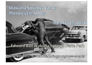 Wakulla Springs Classic Car & Motorcycle Show