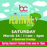 Spring Kids Fest at Bannerman Crossings