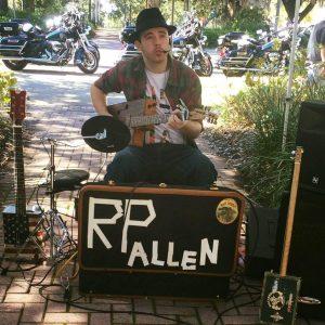 R.P. Allen Unplugged