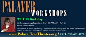 Writing Workshop (Palaver Tree Theater Workshops)