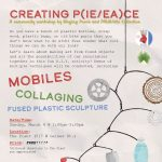 Creating P(ie/ea)ce - A community workshop by Waging Peace at The Plant and PALM/etto Collective