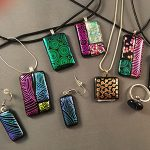Glass Fusing - Jewelry