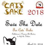 For Cat's Sake Art Auction