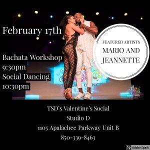 TSD Valentine's Social