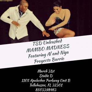TSD Unleashed: Mambo Madness
