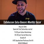 TSD's Monthly Social: Special 2nd Saturday Event
