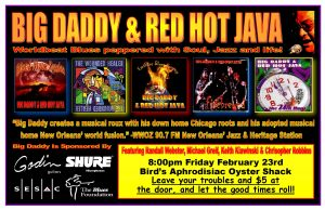 Big Daddy & Red Hot Java